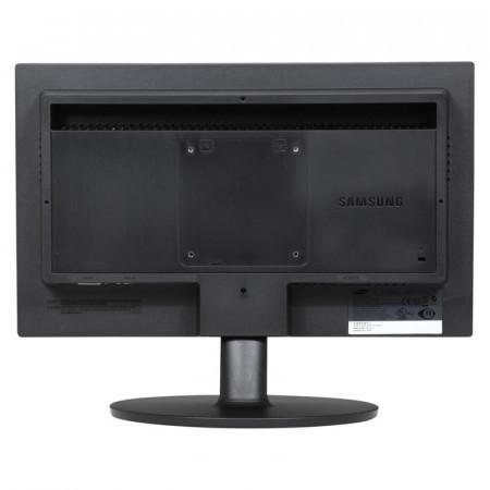 """Monitor 19"""" LED Samsung S19B220, Grad A, 1366x768, 5ms, VGA, DVI, Cabluri incluse"""