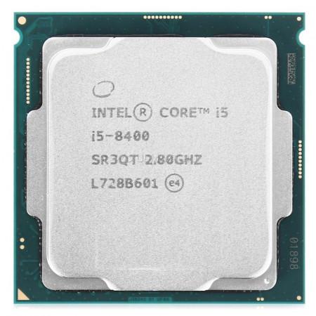 Procesor Intel Core i5 8400 2.8GHz, LGA1151 v2, Coffee Lake, 8th gen, UHD 630