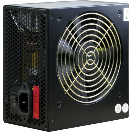 Sursa Inter-Tech Combat Power Plus 550W, 4x SATA, 4x Molex, 6 pin PCI-E, PFC Activ