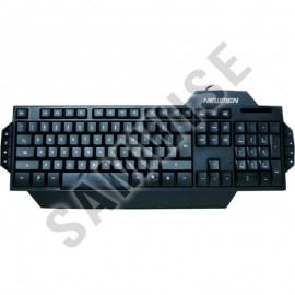 Tastatura Newmen E370, 8 taste multimedia, Wired, USB