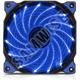 Ventilator Segotep Polar Wind 120 Blue LED 120mm