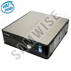 Poze Calculator Dell 380 SFF, Dual Core E5700 3GHz, 4GB DDR3, 160GB, DVD-RW