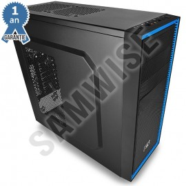 Poze Calculator Gaming I7, Intel Core i7 2600 3.4GHz  (Up to 3,8 GHz), 8GB DDR3, HDD 1TB, GTX 970 4GB DDR5, Corsair 450W
