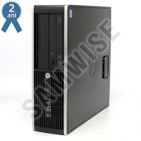 Calculator HP 6300 SFF, Intel Core i5 3470 3.2GHz, 4GB DDR3, USB 3.0, 500GB, DVD-RW