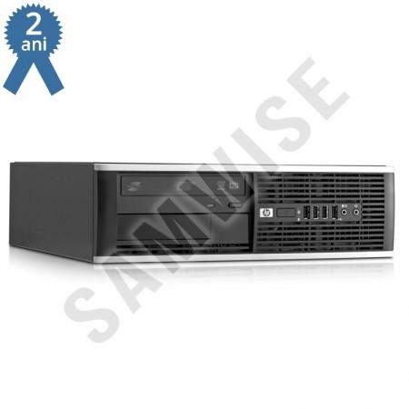 Calculator HP 6300 SFF, Intel Core i5 3470 3.2GHz, 8GB DDR3, USB 3.0, 500GB, DVD-RW