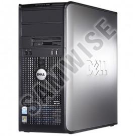 Calculator Incomplet Dell 360 MT, LGA775, DDR2, SATA2, PCI-Express x16, Video GMA 3100