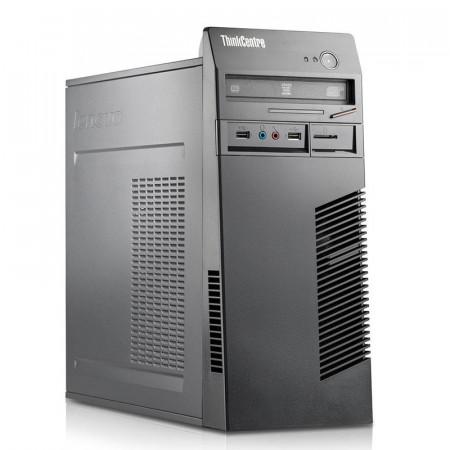 Calculator Lenovo M71E MT, Intel Core i3 2100 3.1GHz, 4GB DDR3, 160GB, DVD