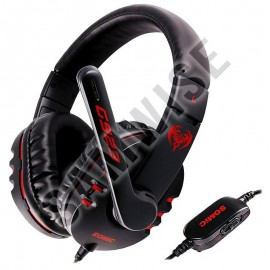 Poze Casti Gaming SOMIC G923 Black