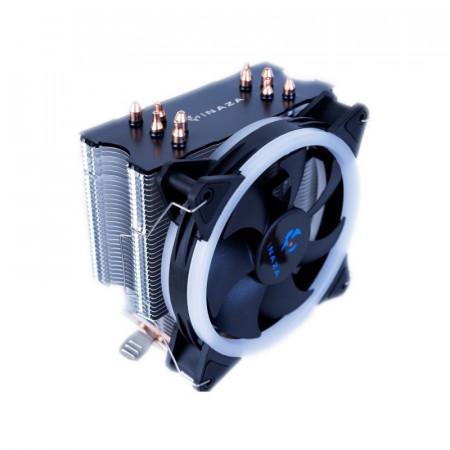 Cooler CPU Inaza Polar 5, Ventilator 120mm, LED Rainbow