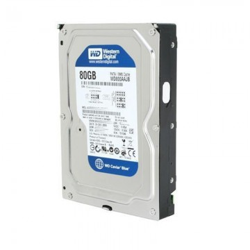 Poze Hard Disk 80GB Western Digital WD800AAJB BLUE, IDE, 7200rpm