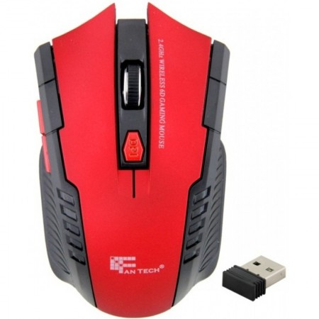 Mouse Wireless FanTech W529/W4, 2000DPI, Diverse culori