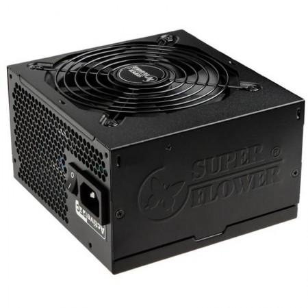 Sursa Gaming Super Flower 650W, 80+ Bronze, 5x SATA, 4x MOLEX, 6+2 pin PCI-E