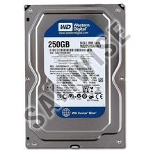 Hard Disk 250GB Western Digital Blue, SATA3, WD2500AAKX