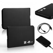 """Rack Extern HDD/SSD 2.5"""", USB 2.0, SATA, diferite culori"""