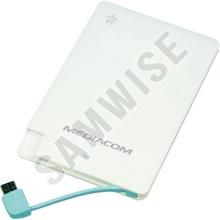Baterie externa Mediacom SOS Power Bank 2500 mAh White