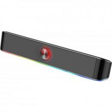 Boxe / Soundbar Redragon GS560 Adiemus negru iluminare RGB