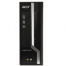 Calculator Acer Veriton X2610G SFF, Intel Core i5 2400 3.1GHz, QuadCore, 4GB DDR3, 250GB, DVD