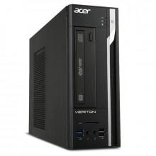 Calculator Acer Veriton X2632G SFF, Intel Core i5 4460 3.2GHz, 8GB DDR3, SSD 120GB, DVD-RW