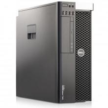 Calculator Dell Workstation Precision T3610, Intel Xeon E5-1650 3.2GHz, 32GB DDR3, SSD 250GB, ATI HD 7570 1GB DDR5 128-bit, DVD-RW