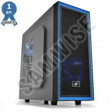Calculator Gaming I7, Intel Core i7 2600 3.4GHz (Up to 3,8 GHz), 8GB DDR3, SSD 120GB, HDD 500GB, GTX 760 2GB DDR5, Seasonic 450W