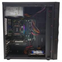 Calculator Gaming InazaS, Intel Core i5 3470 3.2GHz, Acer H61H2-AD, 8GB DDR3, SSD 120GB, 500GB, MSI GTX 1050 AERO ITX 2GB GDDR5 128-bit, FSP 400W