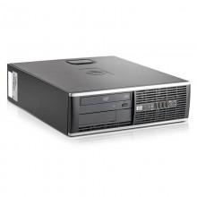 Calculator HP 8100 SFF, Intel Core i3 550 3.2GHz, 4GB DDR3, 500GB, Intel HD Graphics, DVD
