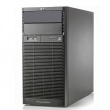 Calculator HP Proliant ML110 G6, Intel Core i3 550 3.2GHz, 4GB DDR3 ECC, ATI Radeon R5 240 1GB DDR3 64-bit, DVI, DisplayPort, 500GB, Placa sunet USB, Adaptor DVI-VGA