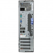 Calculator Lenovo M81 SFF, Intel DualCore G850 2.9GHz, 4GB DDR3, 320GB, DVD