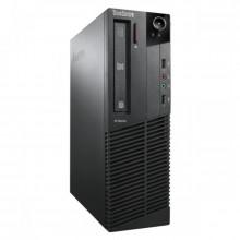 Calculator Lenovo M91P SFF, Intel Core i3 2100 3.1GHz, 4GB DDR3, 250GB, ATI Radeon HD 5450 1GB DDR3, DVI, HDMI, DVD-RW