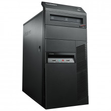 Calculator Lenovo M92P MT, Intel Core i3 3240 3.5GHz, 8GB DDR3, SSD 128GB, 250GB, DVD-RW