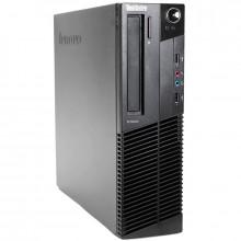 Calculator Lenovo M92P SFF, Intel Core i3 3240 3.4GHz, 8GB DDR3, 500GB, DVD-RW