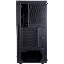 Carcasa Gaming Inter-Tech IT-3306 Cavy, USB 3.0, 120mm LED, Panou transparent