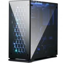Carcasa Gaming Segotep SG-K7, USB 3.0, Tempered glass, Iluminare LED, Desigilat