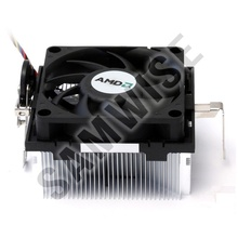 Cooler procesor AMD socket AM2/AM3, dimensiune mare, 70mm