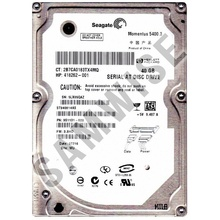 Hard disk 40GB SATA, Seagate, Laptop, Notebook, ST940814AS