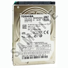 Hard disk 80GB Laptop, Notebook, Toshiba MK8052GSX, SATA, Buffer 8MB