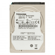 Hard disk Laptop Toshiba 320GB MK3276GSX, SATA II, 5400rpm, Buffer 8MB