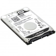 Hard Disk Laptop WD Black WD3200LPLX 320GB, 7200RPM, 32MB, SATA III