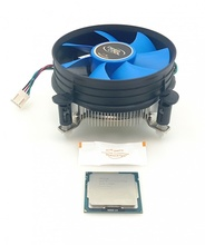 Intel Core i5 2500 3.3GHz Sandy Bridge (6MB SmartCache, up to 3.7GHz), 4 nuclee + cooler