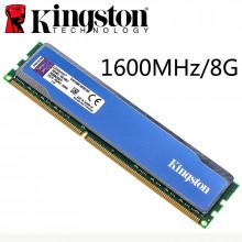 Memorie 8GB DDR3 1600MHZ KINGSTON HYPERX BLUE
