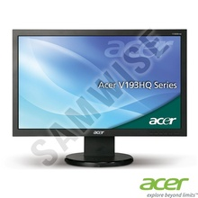 "Monitor LCD 18.5"" ACER V193HQ, Grad A, 1366 x 768, Widescreen, 5ms, VGA"