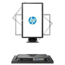 "Monitor LED 20"" HP Elitedisplay E201, 1600 x 900, Grad A, VGA, DVI, DisplayPort, Cabluri incluse"