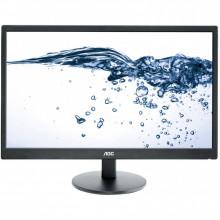 """Monitor LED 23.6"""" AOC E2470SWDA, 1920x1080, 5ms, VGA, DVI, Grad A- Cabluri incluse"""