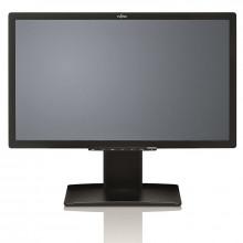 """Monitor LED 24"""" Fujitsu Siemens B24T-7, Grad A, 1920x1080, Full HD, 5ms, DVI, VGA, DisplayPort, USB, Cabluri Incluse"""