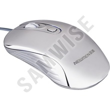 Mouse Gaming Newmen M258, 1600 DPI, cu fir, USB