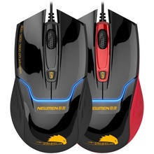 Mouse gaming Newmen N400 Black