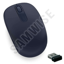Mouse Microsoft Mobile 1850, Wireless, 1000DPI, Wool Blue