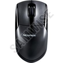 Mouse Newmen Wireless F159, Wireless, USB, Black