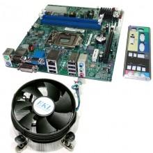 Placa de baza Acer H61H2-AD, LGA1155, Intel H61, 3rd gen, 2x DDR3, 3x SATAII, PCI-Express x16, Cooler inclus