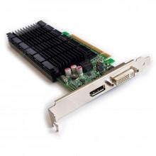 Placa video Fujitsu GeForce GT 605 Silent, 1GB DDR3 64-bit, DVI, DisplayPort